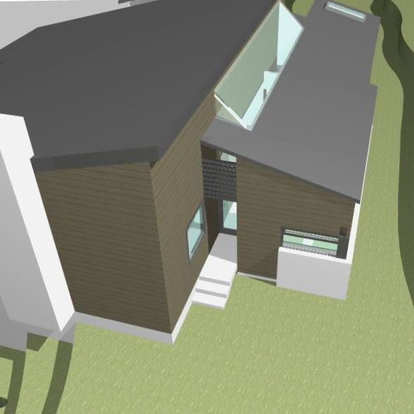 planlagt boligbygging sandvika